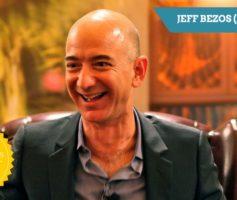 Jeff Bezos (Amazon) – Celebridades Digitais