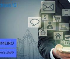 Meu primeiro Aplicativo UWP (Universal Windows Platform – Plataforma Universal Windows)