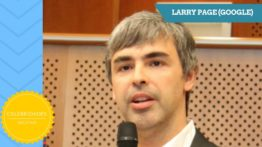 Larry Page (Google) – Celebridades Digitais