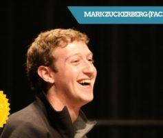 Mark Zuckerberg (Facebook) – Celebridades Digitais