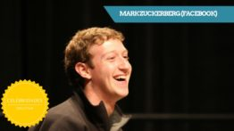 Mark Zuckerberg (Facebook) – Celebridades Digitais