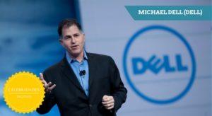 Michael Dell (Dell) – Celebridades Digitais