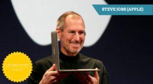 Steve Jobs (Apple) – Celebridades Digitais