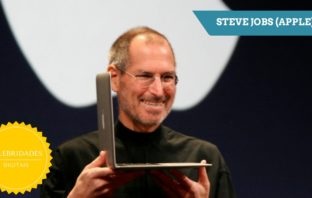 Steve Jobs (Apple) – Celebridades Digitais