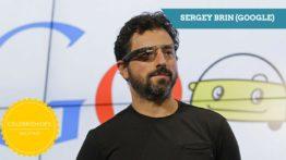 Sergey Brin (Google) – Celebridades Digitais
