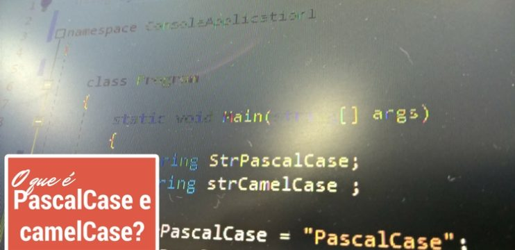 Pascal Case e camel Case – O que é e como usar? – [C#]