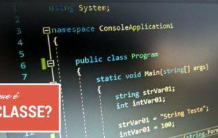 Classe – O que é – [C#]
