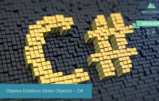 Objetos Estáticos – Static Objects – C#