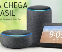 Alexa Chega Ao Brasil – Mais Uma Oportunidade Para App Dev