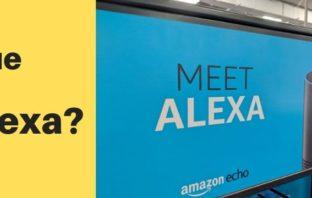 O Que É Alexa (Ou Quem É Alexa)?