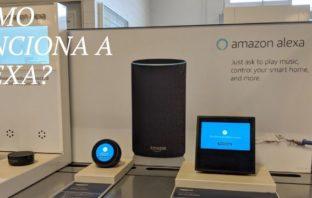 Como Funciona Alexa?