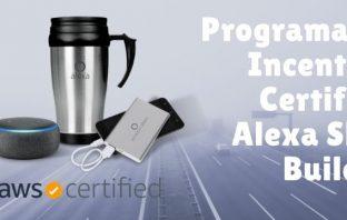 Certified Alexa Skill Builder – Programa De Incentivo