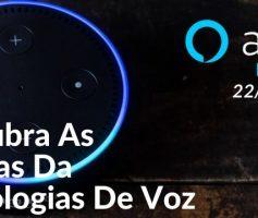 Evento On Line Gratuito – Alexa Live 2020