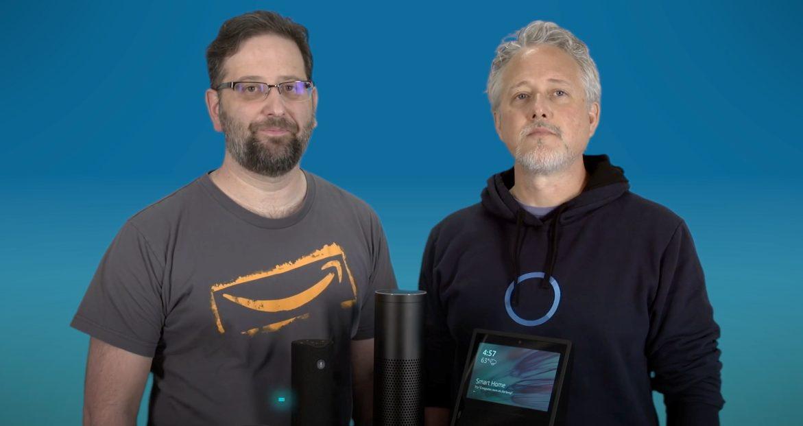 5 Anos Desenvolvendo Para Voz Com O Alexa Skills Kit - O primeiro Alexa Visual Design Guide foi criado por Paul Cutsinger e equipe
