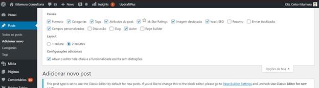 Incluindo o campo de Resumo - Dicas Para Usar O WordPress No Feed Da Skill De Resumo De Notícias