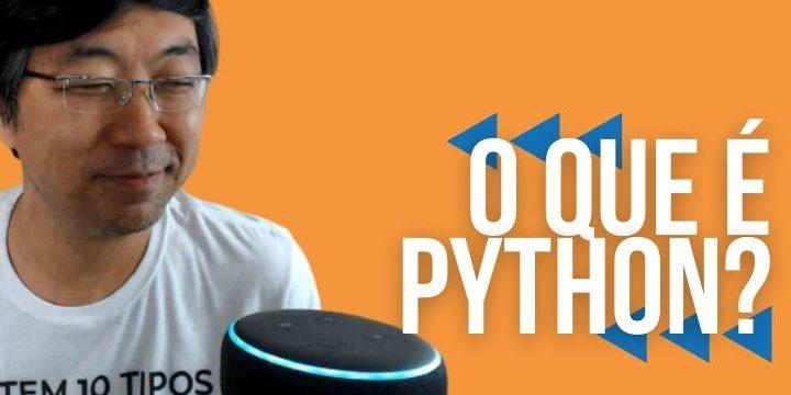 O Que É Python? A Linguagem Que Prioriza a Legibilidade do Código Sobre a Velocidade.